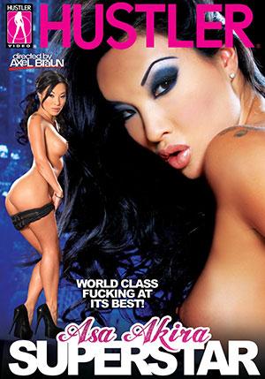 Asa Akira Superstar DVD