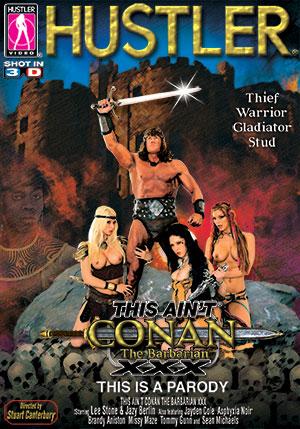 This Ain't Conan The Barbarian XXX DVD