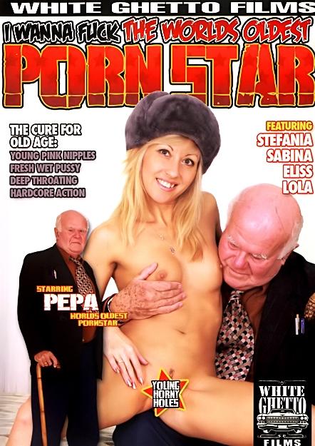 I Wanna Fuck The Worlds Oldest Porn Star
