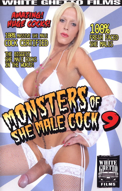 Monsters Of A She Male Cock #09