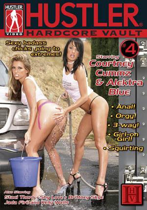 Hustler Hardcore Vault #4 DVD