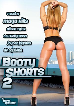 Booty Shorts #2