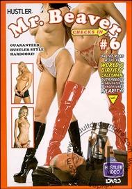 Mr. Beaver #6 DVD