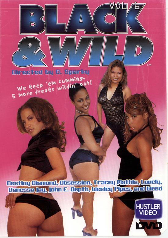 Black and Wild #6