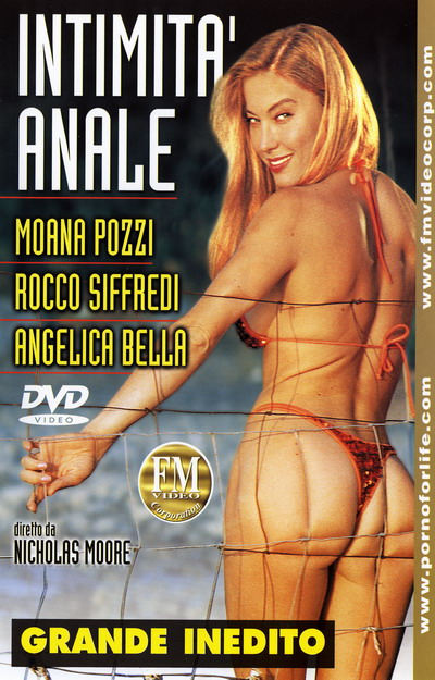 Intimita Anale DVD