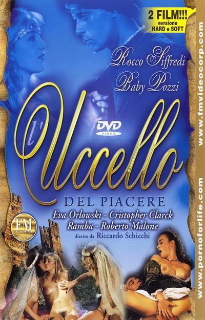 L'Uccello Del Piacere DVD