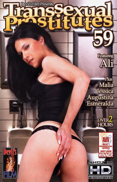 Transsexual Prostitutes #59