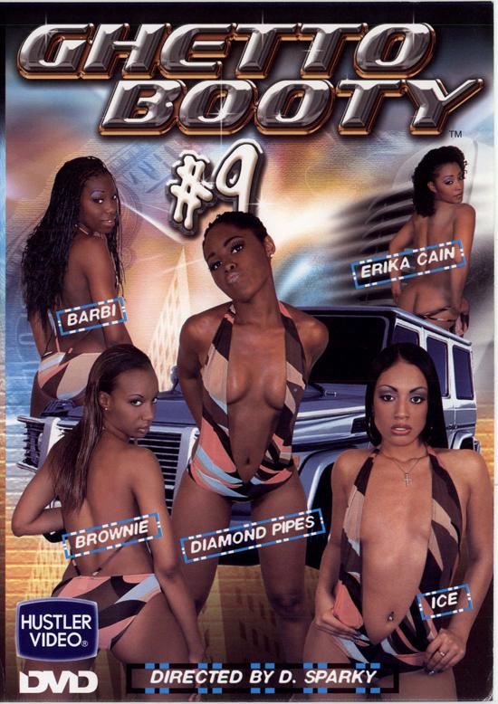 Ghetto Booty #10 DVD