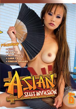 Asian Slut Invasion #6