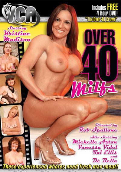 Over 40 MILFs DVD