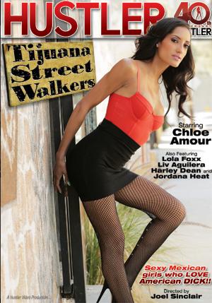 Tijuana Street Walkers DVD