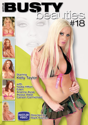 Busty Beauties #18 DVD