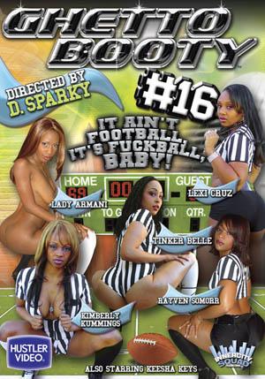 Ghetto Booty #16 DVD