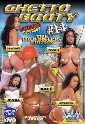 Ghetto Booty #14 DVD