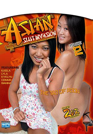Asian Slut Invasion #2 DVD