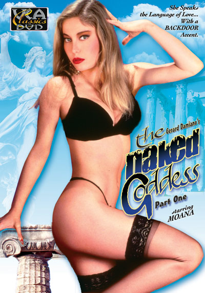 Naked Goddess #1
