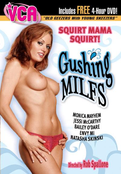 Gushing MILFs DVD