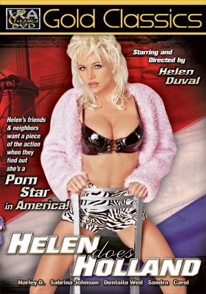 Helen Does Holland DVD