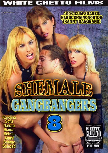 Shemale Gangbangers #08