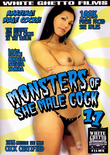 Monsters Of She Male Cock #11
