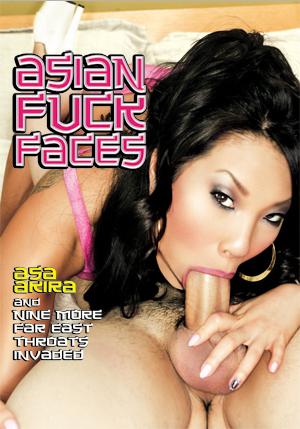 Asian Fuck Faces