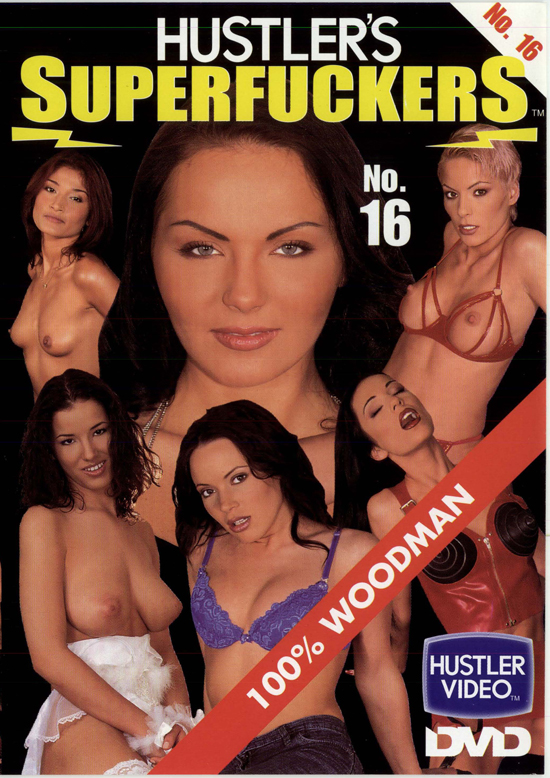 Superfuckers #16 DVD