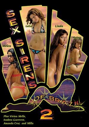 Sex Sirens of Brazil #2