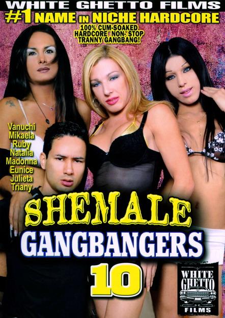 Shemale Gangbangers #10