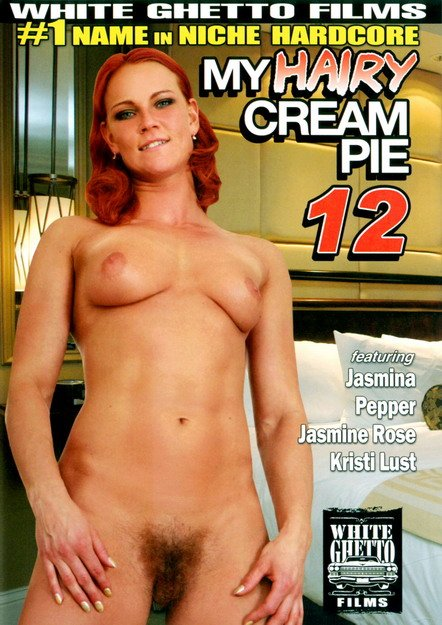 My Hairy Cream Pie #12