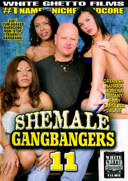 Shemale Gangbangers #11