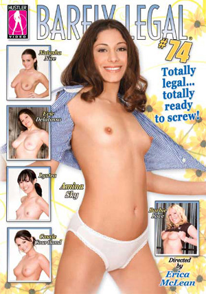 Barely Legal #74 DVD