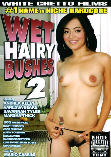 Wet Hairy Bushes #02