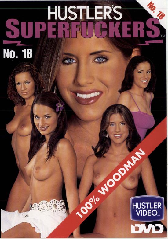 Superfuckers #18 DVD