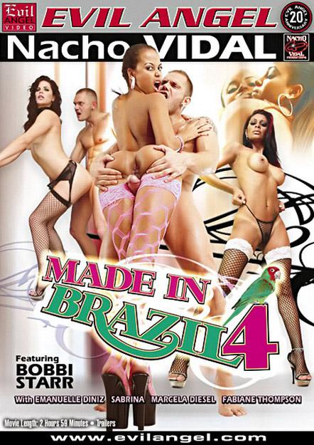 Nacho Vidal Made in Brazil #04