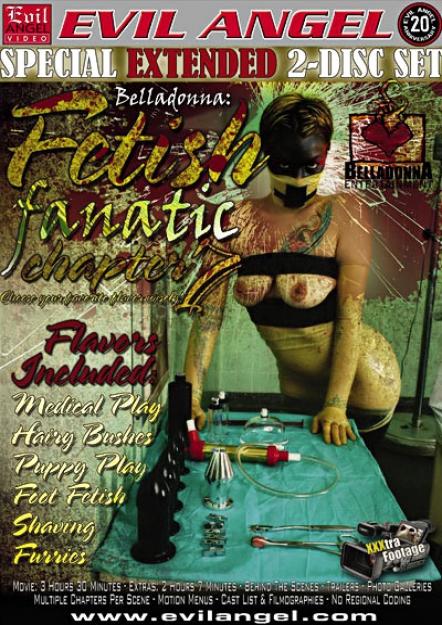 Fetish Fanatic #07