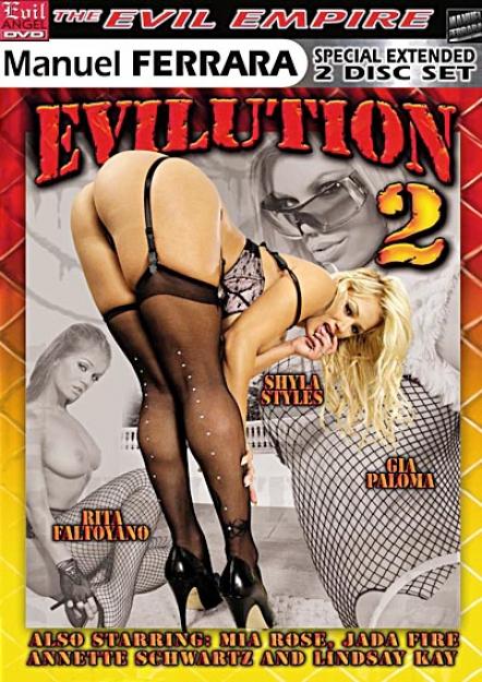 Evilution #02