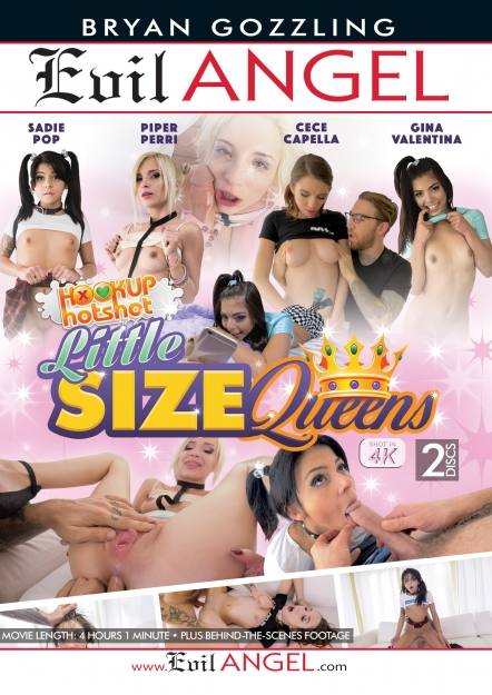 Hookup Hotshot - Little Size Queens