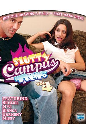 Slutty Campus Teens #4