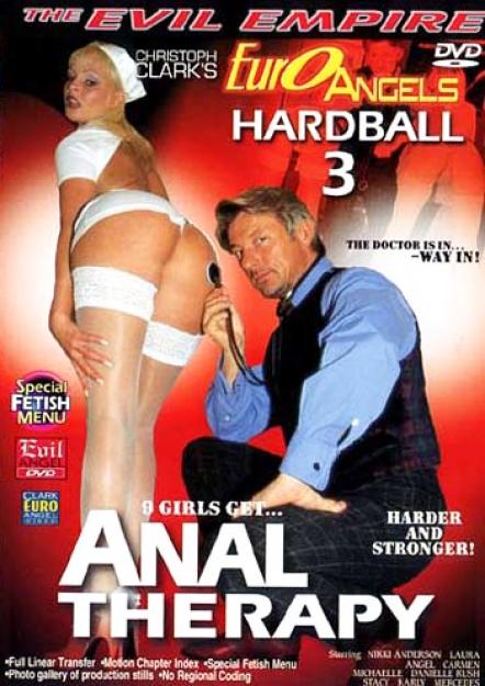 Euro Angels Hardball #03 - Anal Therapy