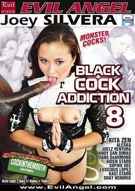 Black Cock Addiction #08