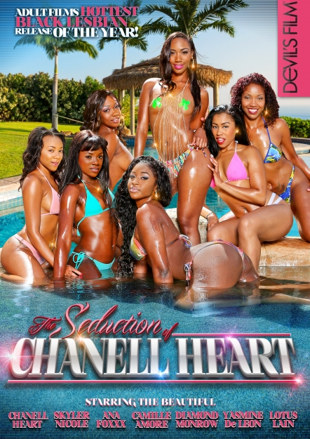Seduction of Chanell Heart