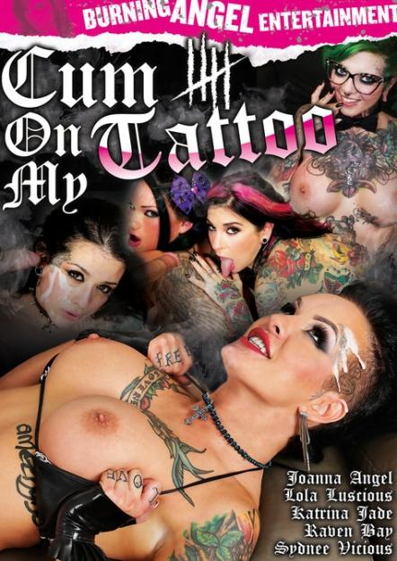 Cum On My Tattoo 5