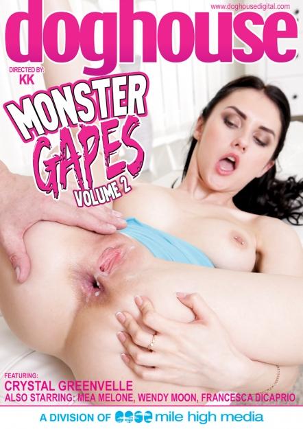 Monster Gapes #02