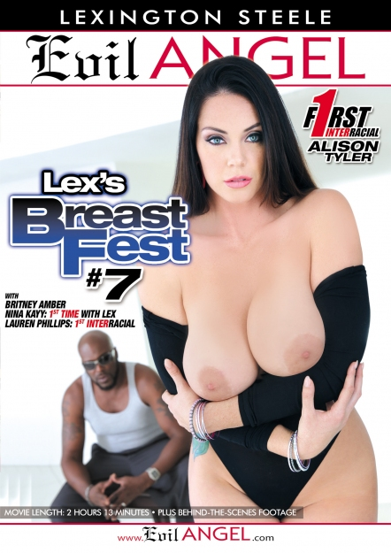 Lex's Breast Fest #07