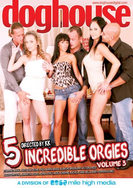 5 Incredible Orgies #03