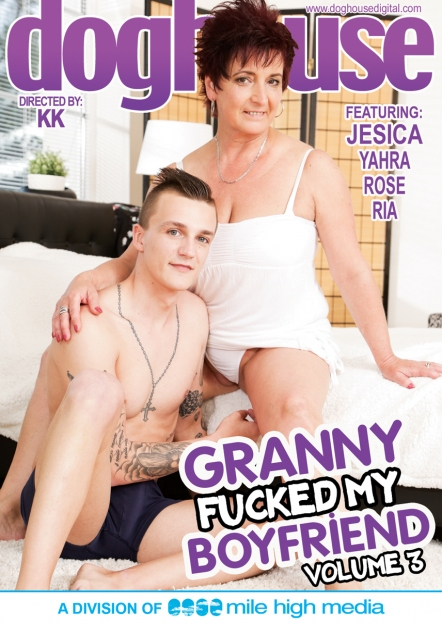 Granny Fucked My Boyfriend #03
