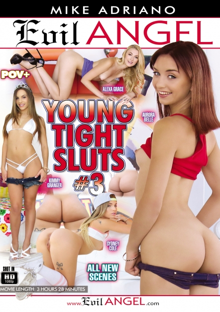 Young Tight Sluts #03 DVD