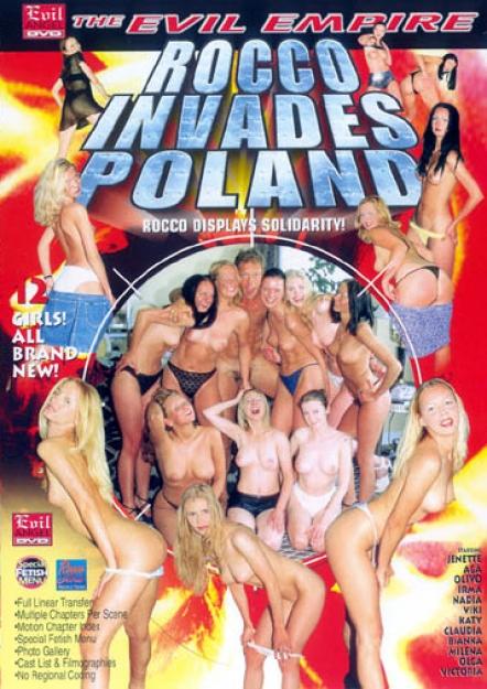 Rocco Invades Poland