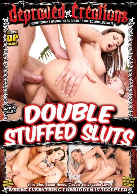 Doubled Stuffed Sluts