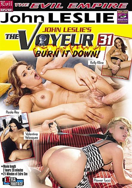 The Voyeur 31: Burn It Down!